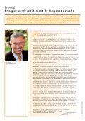 en Wallonie - Union Wallonne des Entreprises - Page 3