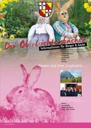 Ausgabe März 13 - Teil I - Rhoenpuls.de