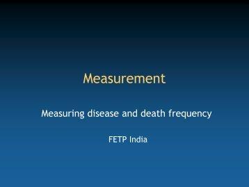 Disease frequency - The INCLEN Trust