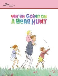 We're Going on a Bear Hunt Keynotes:Layout 1.qxd - State Theatre