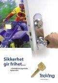 Kompetanse Sikring av skoler - Foreningen Norske LÃ¥sesmeder - Page 2