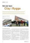 Kompetanse Sikring av skoler - Foreningen Norske LÃ¥sesmeder - Page 4