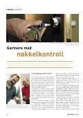 Kompetanse Sikring av skoler - Foreningen Norske LÃ¥sesmeder - Page 6