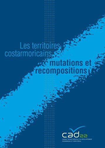 Les Territoires costarmoricains : mutations et recompositions - CAD22