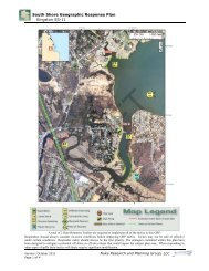 South Shore Geographic Response Plan Kingston SS-11