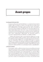 Avant-propos - Le site d'Aurélien Géron