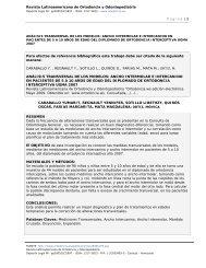 ANÁLISIS TRANSVERSAL DE LOS MODELOS: ANCHO ...
