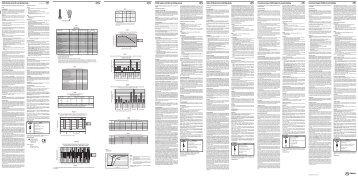 TECNIS Foldable Acrylic IOLs with OptiEdge Design EN TECNIS ...