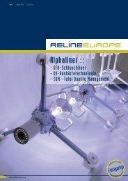 PDF, ca. 1,6 Mb - Relineeurope.com