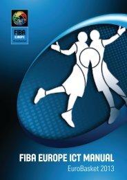 FIBA Europe Event IT Manual