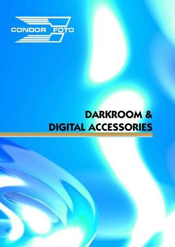 DARKROOM & DIGITAL ACCESSORIES - Condor Foto