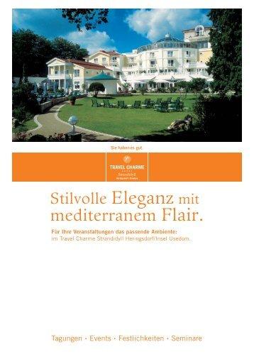 mediterranem Flair.