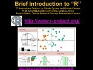 "Brief Introduction to ""R"""