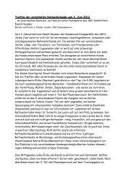 Treffen der vermittelten Rottweilerhunde vom 2. Juni 2013 ....im ...