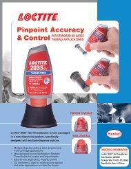Pinpoint Accuracy - Loctite.ph