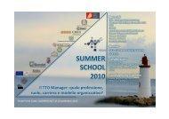 Programma (aggiornato al 31 agosto) - Netval