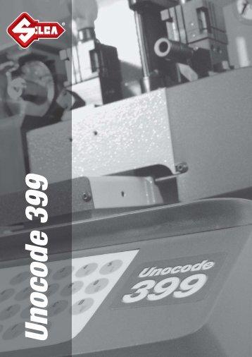 UNOCODE 399 (unocode399- catalogo.pdf) - Kaba do Brasil LTDA