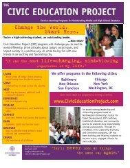 CEP Program Overview - Center for Talent Development ...