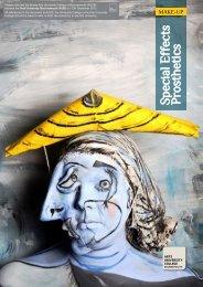 Summer Course - Make-Up Prosthetics 2011.pdf - Arts University ...