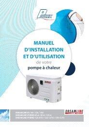 MANUEL D'INSTALLATION ET D'UTILISATION - Nantalo