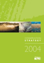 Conservation Strategy (2004) - Waikato District Council