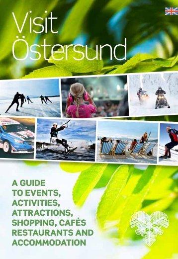 Visit Östersund 2012/2013 As a pdf file