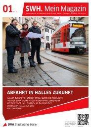 als pdf herunterladen - bei der Halleschen Verkehrs-AG