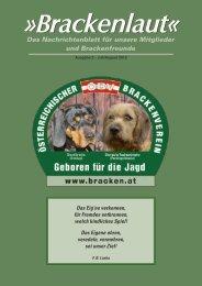Brackenlaut Juli - Österreichischer Brackenverein