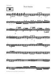 Viola da gamba - Armonico Tributo