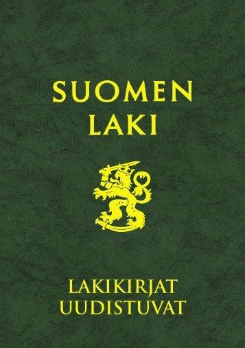 Suomen Laki I - Talentum