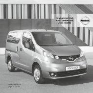 nV200 - Nissan