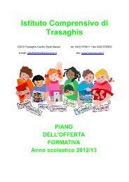 Istituto Comprensivo di Trasaghis - Direzione Didattica di Trasaghis