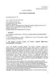 Põhjaveekomisjoni koosoleku protokoll nr 99