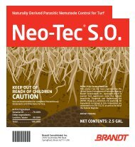 Neo-Tec S.O. - Brandt