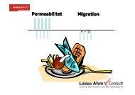 migration og permeabilitet her - Lasse Ahm Consult