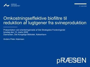 Hent præsentation i PDF - Styrelsen for Forskning og Innovation