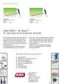 Prospekt Bodenbearbeitungsgeräte - Alba Krapf AG - Page 4