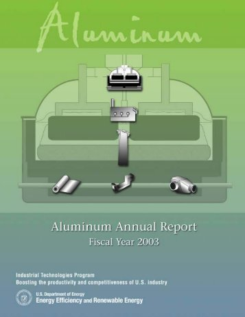 Aluminum Annual Report Fiscal Year 2003 - Apogee Technology, Inc.