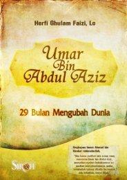 Umar bin abdul aziz 29 bulan mengubah dunia