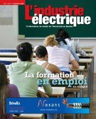 La formation - Electrical Business Magazine