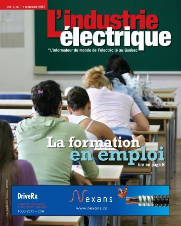 La formation - Electrical Business Magazine