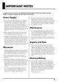 Roland TD-20 V-Drum Controller - Steven DeVoss - Page 5