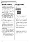 Roland TD-20 V-Drum Controller - Steven DeVoss - Page 6
