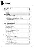 Roland TD-20 V-Drum Controller - Steven DeVoss - Page 7