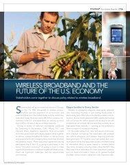 wireless broadband and the future of the us economy - Navigator