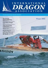 IDA Newsletter 2003 - International Dragon Association