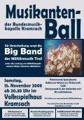 Musikanten - Bundesmusikkapelle Kramsach - Seite 4