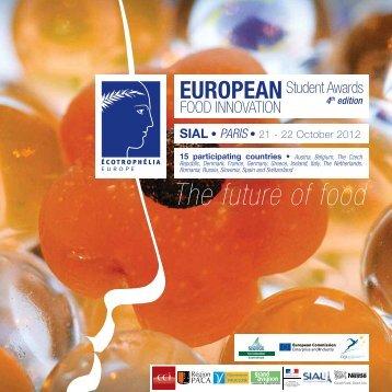 The future of food - Ecotrophelia.eu