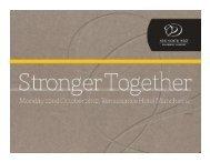 Rediscover LinkedIn Presentation - Stronger Together ...