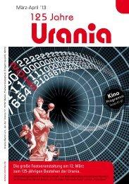 April 2013 - Urania